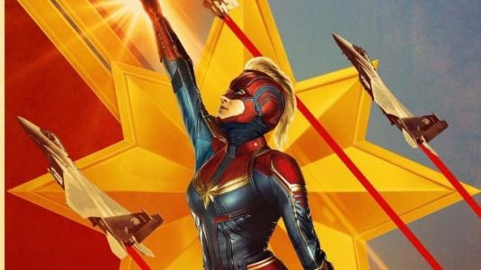 New Captain Marvel Photo Prepares for the Revolution