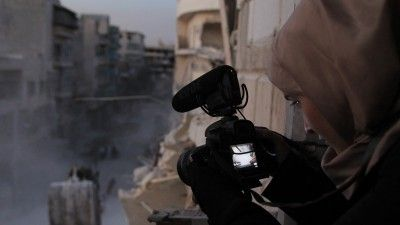 'I Filmed to Stay Alive': The Golden Age of Documentary in Syria