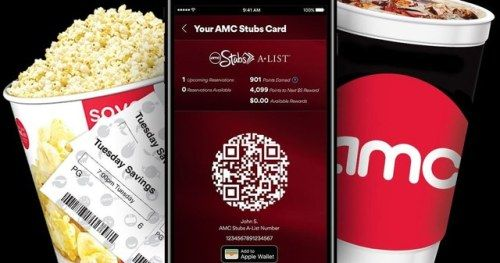 AMC Theaters Is Jacking-Up the Price of Its MoviePass Rival in