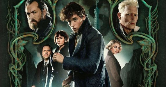 Fantastic Beasts 2 Has a Magical Box Office Debut with $62M Win