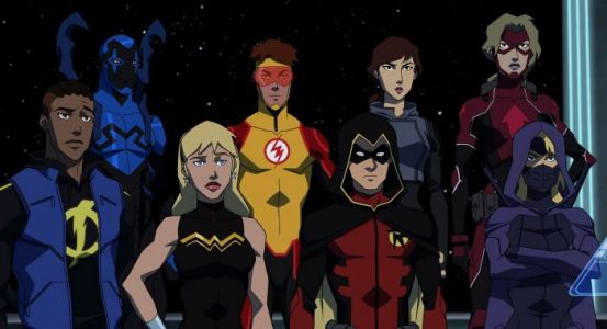 'Young Justice: Outsiders' Finally Gets a Premiere Date on DC Universe