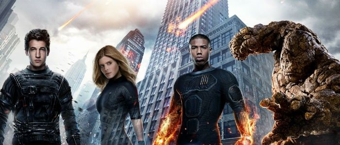 See How 'Fantastic Four' Would Have Looked in an Axed 'Deadpool 2' Cameo