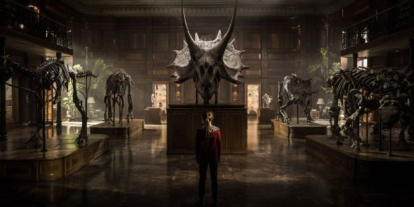 Let's Talk About That Chilling Jurassic World: Fallen Kingdom Twist