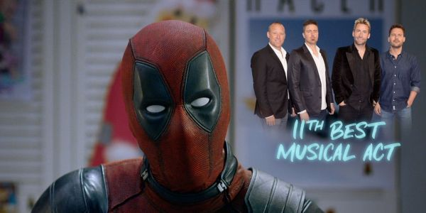 Deadpool Schools Nickelback Haters In Once Upon a Deadpool Clip