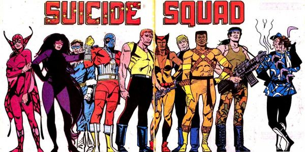DC Reveals The Suicide Squad's New Task Force X Lineup