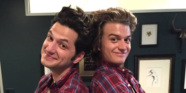 No, Stranger Things' Joe Keery ISN'T Related To Ben Schwartz