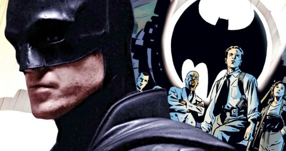 The Batman TV Spinoff About Gotham PD Is Happening at HBO Max with Director Matt Reeves