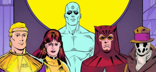 'Watchmen' TV Series First Look Arrives as Production Begins