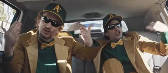 The Lonely Island Dropped 'The Unauthorized Bash Brothers Experience' on Netflix, and It's Nothing You Ever Expected