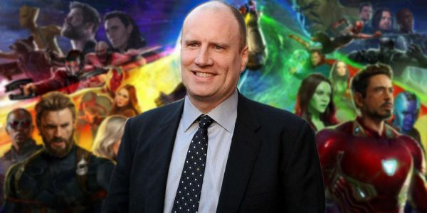 Marvel Studios Boss Kevin Feige Ranked 6th Most Powerful Person in Entertainment