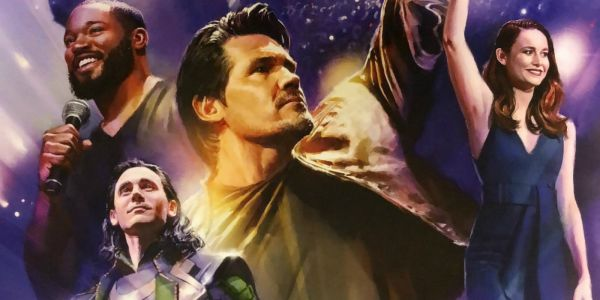 Marvel Comic-Con Poster Relives The Studio's Best SDCC Moments