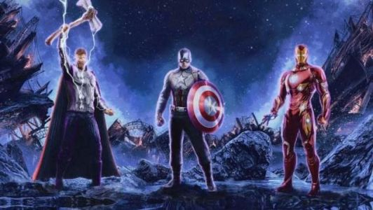 New Avengers: Endgame Poster Reflects Our Heroes' Past