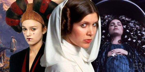 """Star Wars May Have Just Explained Why Leia """"Remembered"""" Padmé"""