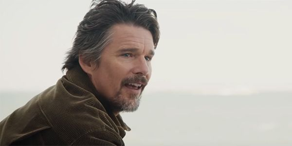 Ethan Hawke Thinks He'd Be A Great Wookie For Star Wars