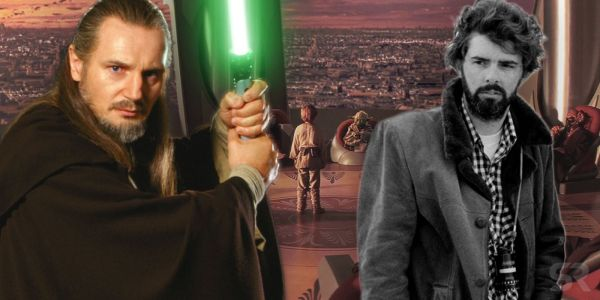 George Lucas Invented The Star Wars Prequels' Midichlorians In 1977