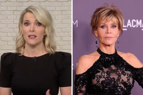 "Megyn Kelly Escalates Her War Against ""Hanoi Jane"" Fonda: ""She Has No Business Lecturing Anyone On What Qualifies As Offensive"""