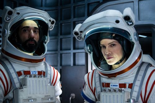 'Away' Trailer: Hilary Swank Leads a Mission to Mars in Netflix Drama