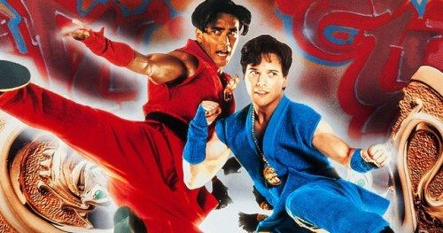 Double Dragon Collector's Edition Comes Home to Blu-ray