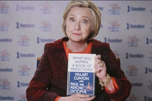 Hillary Clinton Says Women Who Want To Run For Office Should 'Grow Thick Skin' On 'Colbert'