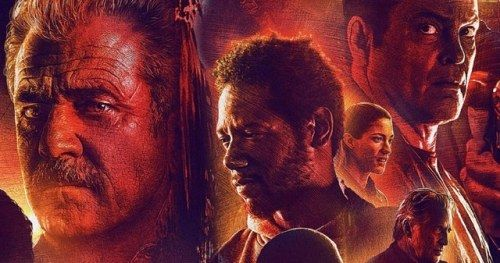 Dragged Across Concrete Trailer Gets Brutal with Mel Gibson