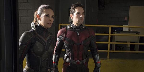 New Ant-Man And The Wasp Footage Pokes Fun At Where The Hero Was During Infinity War