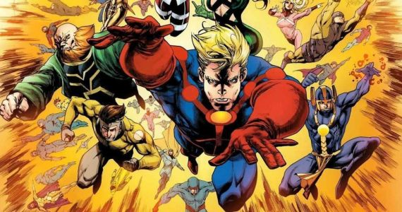 Marvel's The Eternals Gets The Rider Director Chloe Zhao