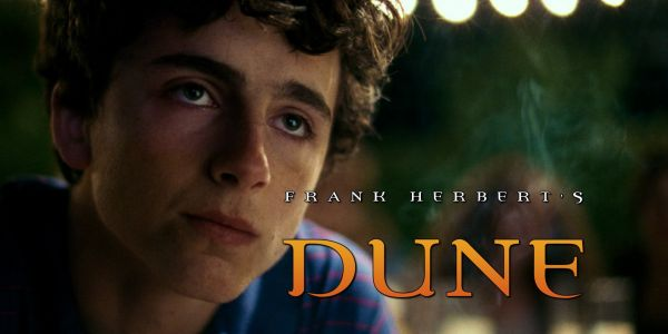 Timothée Chalamet in Talks for Denis Villeneuve's Dune