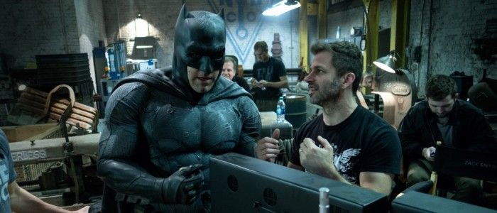 Zack Snyder's 'Justice League' Won't Be Doing Reshoots with the Superhero Cast