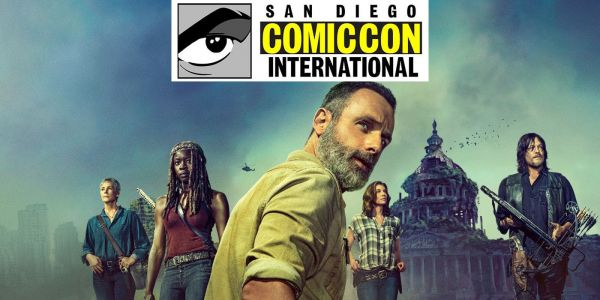 The Walking Dead at SDCC 2018: Times, Details & More
