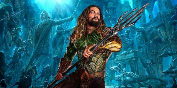 Epic Fan-Made Poster Combines Aquaman And The Meg